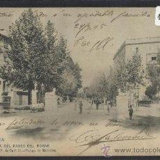 Postales: MALLORCA - VISTA DEL PASEO DEL BORNE - LIB. ESCOLAR - REVERSO SIN DIVIDIR - (13.152). Lote 36162649