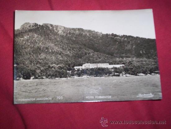 MALLORCA FORMENTOR ZERKOWITZ 705 (Postales - España - Baleares Moderna (desde 1.940))