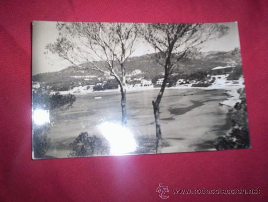 MALLORCA PLAYA PAGUERA HOTEL VILLAMIL TRUYOL (Postales - España - Baleares Moderna (desde 1.940))