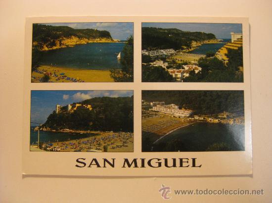 IBIZA (ISLAS BALEARES), CIRCULADA, T5325 (Postales - España - Baleares Moderna (desde 1.940))