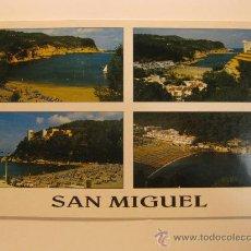 Postales: IBIZA (ISLAS BALEARES), CIRCULADA, T5325. Lote 36451356