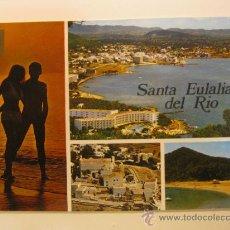 Postales: IBIZA (ISLAS BALEARES), CIRCULADA, T5327. Lote 36451358