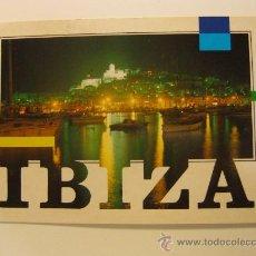 Postales: IBIZA (ISLAS BALEARES), CIRCULADA, T5334. Lote 36451425