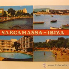 Postales: IBIZA (ISLAS BALEARES), CIRCULADA, T5336. Lote 36451428