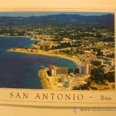 Postales: IBIZA (ISLAS BALEARES), CIRCULADA, T5341. Lote 36451436