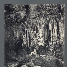Postales: PALMA DE MALLORCA. CUEVAS DE ARTÁ: EL PURGATORIO.. Lote 37145815