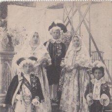 Postales: ANTIGUA POSTAL DE SOLLER- MALLORCA- PERSONAJES CONMEMORATIVOS AL 11 DE MAYO DE 1561-FOTOTIPIA THOMAS. Lote 37318119