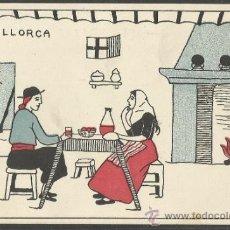 Postales: MALLORCA - DIBUJOS - D.M - (16.163). Lote 37570716