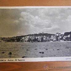 Postales: POSTAL DE MALLORCA - Nº1 EL TERRENO - FOTOCARD - C. 1950. Lote 38085195