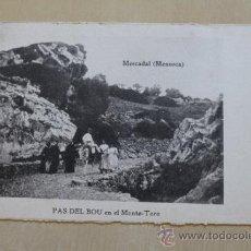 Postales: POSTAL. MERCADAL (MENORCA). PAS DEL BOU EN EL MONTE-TORO. MOLL CAMPS.. Lote 38102590