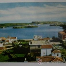 Postales: ANTIGUA POSTAL. Nº 903. MENORCA. PUERTO DE MAHÓN - VISTA PARCIAL. Lote 38383220