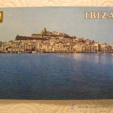 Postales: IBIZA (ISLAS BALEARES), CIRCULADA, T8464. Lote 38592984