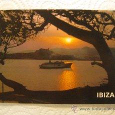 Postales: IBIZA (ISLAS BALEARES), CIRCULADA, T8465. Lote 38592986