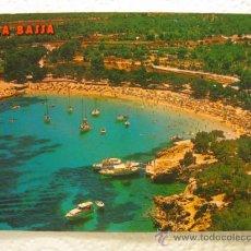 Postales: IBIZA (ISLAS BALEARES), CIRCULADA, T8466. Lote 38592988