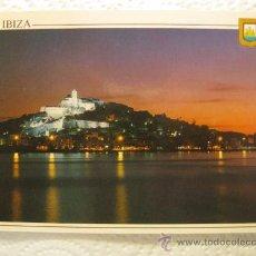 Postales: IBIZA (ISLAS BALEARES), CIRCULADA, T8467. Lote 38592990