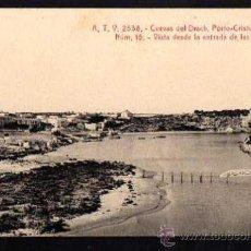 Postales: ATV 2538. CUEVAS DEL DRACH. PORTO-CRISTO MANACOR.. MALLORCA. NO CIRCULADA. Lote 38938247