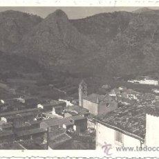Postales: PS1411 MALLORCA 'BUÑOLA'. SIN REFERENCIAS. CIRCULADA EN 1957. Lote 38939127