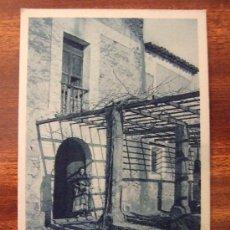 Postales: TARJETA POSTAL MALLORCA SIN CIRCULAR - SERIE VIII 4 - CASA DE PAYES - CENTRO DEL TURISMO. Lote 38948364