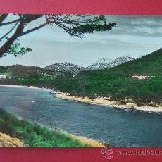 Postales: POSTAL DE PALMA DE MALLORCA: PLAYA DE FORMENTOR. Lote 39071499