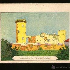Postales: PALMA DE MALLORCA CASTILLO BELLVER -. Lote 40146957
