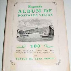 Postales: RIPOLL, LUÍS (TEXTOS) - ÁLBUM DE POSTALES VIEJAS. Lote 39519051