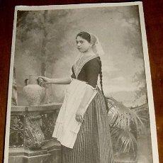 Postales: ANTIGUA FOTO POSTAL DE MALLORCA . MALLORQUINA - SERIE TRUYOL MALLORCA . SIN CIRCULAR. Lote 225383137