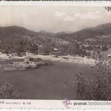 Postales: CAMP DE MAR (MALLORCA) VISTA GENERAL. ROTGER, 1957. Lote 40424094