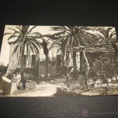 Postales: PALMA DE MALLORCA MIRAMAR POSTAL FOTOGRAFICA AÑOS 20 MARINA GUERRA ALEMANA. Lote 40468282