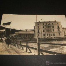 Postales: PALMA DE MALLORCA HOTEL POSTAL FOTOGRAFICA AÑOS 20 MARINA GUERRA ALEMANA. Lote 40468290