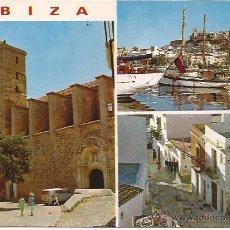Postales: IBIZA - Nº 275. DETALLES DE LA CIUDAD - EXCLUSIVAS CASA FIGUERETAS - SIN CIRCULAR. Lote 40612373