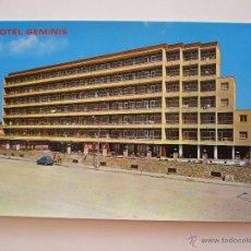 Postales: POSTAL HOTEL GEMINIS. EL ARENAL. MALLORCA. Nº 313. FOT. M. ARAGONES. NO CIRCULADA. . Lote 40647403