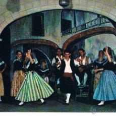 Cartes Postales: POSTAL FOLKLORICA CASA OLIVE PALMA DE MALLORCA Nº 1140 AÑOS 60/70 NUEVA. Lote 40956023