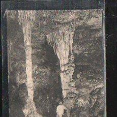 Postales: TARJETA POSTAL MANACOR, MALLORCA - CUEVAS DEL DRACH. Nº 17. LA PALMERA. A.T.V. 2540. Lote 41089158