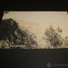 Postales: MALLORCA PAISAJE DE LA COSTA POSTAL FOTOGRAFICA EDICION ALEMANA. Lote 41284637