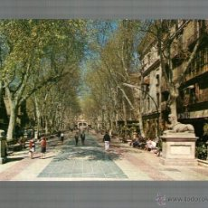 Cartes Postales: PALMA DE MALLORCA PASEO DEL GENERALÍSIMO - EDICIÓN FOTO PLANAS - POSTAL. Lote 41376415