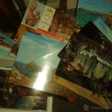 Postales: 65 POSTALES DE LAS ISLAS BALEARES. AÑOS 80. ALGUNA CIRCULADA.. Lote 41385249