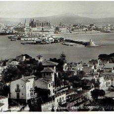 Postales: POSTAL , PALMA DE MALLORCA, CIRCULADA EN 1954 CON SELLO . Lote 41516495