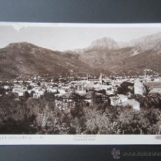 Postales: POSTAL BALEARES. MALLORCA. SOLLER. . Lote 41541097