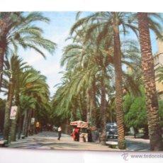 Postales: POSTAL PALMA DE MALLORCA - PASEO SAGRERA - COMERCIAL BOSCH Nº 1235, CIRCULADA. Lote 41944204