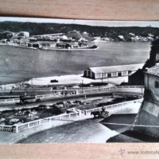 Postales: POSTAL ANTIGUA MENORCA. MAHÓN AVENIDA DE LA VICTORIA.. Lote 42111027