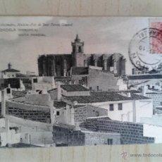 Postales: ANTIGUA POSTAL MENORCA. CIUDADELA. VISTA PARCIAL. CIRCULADA EL 05/06/1910. . Lote 42208575