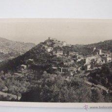 Postales: VISTA GENERAL DE DEYA - POSTALES DE MALLORCA - COLECCION BESTARD 379. Lote 51469797