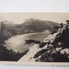 Postales: FORMENTOR POLLENSA - POSTALES DE MALLORCA - COLECCION BESTARD 601. Lote 42284612