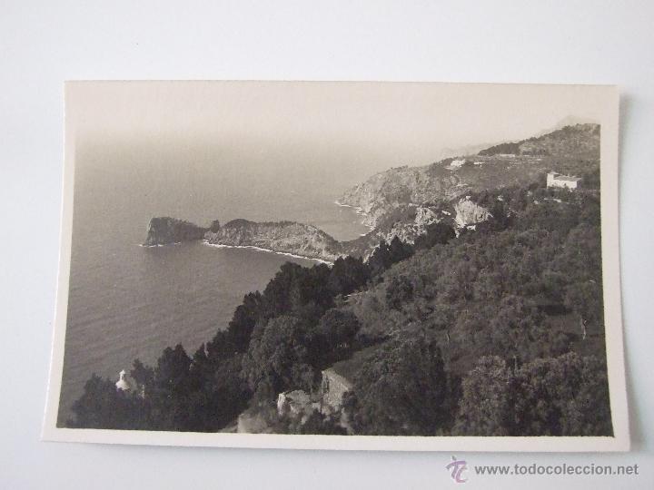 LA FORADADA MIRAMAR - POSTALES DE MALLORCA - COLECCION BESTARD 265 (Postales - España - Baleares Moderna (desde 1.940))