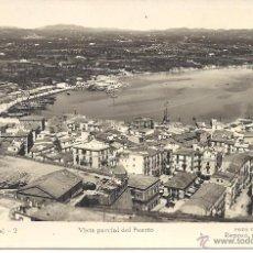 Postales: PS4154 IBIZA 'VISTA PARCIAL DEL PUERTO'. FOTO VIÑETS. CIRCULADA EN 1948. Lote 42403814