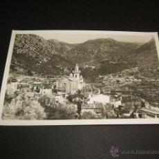 Postales: VALLDEMOSSA MALLORCA EL POBLE . Lote 42411914