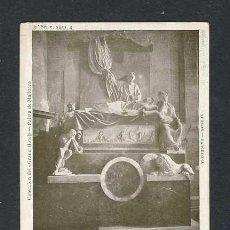 Postales: POSTAL DE PALMA DE MALLORCA: CATEDRAL, SEPULCRE MARQUÈS DE LA ROMANA (COL. GRAND HOTEL SERIE 3 N. 4). Lote 42524828