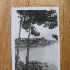 Postales: POSTAL PALMA DE MALLORCA, CALA MAYOR, ED. ARRIBAS, 1953, CIRCULADA. Lote 42622461