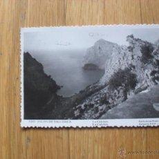 Postales: POSTAL PALMA DE MALLORCA, LA CALOBRA, CIRCULADA, 1952. Lote 42622588