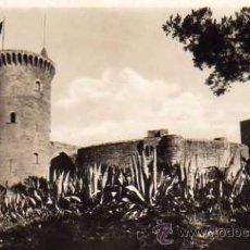 Postales: PALMA DE MALLORCA Nº 267 CASTILLO DE BELLVER ESCRITA SIN CIRCULAR UNIÓN POSTAL UNIVERSAL FOTOGRÁFICA. Lote 42723530